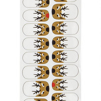 Reindeer Nail Stickers
