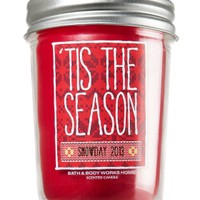 6 oz. Mason Jar Candle 'Tis the Season