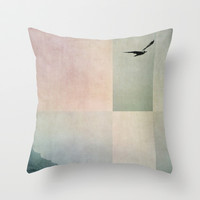 fly away Throw Pillow by ingz
