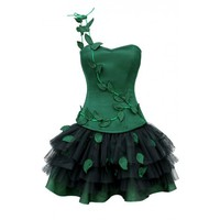 Poison Ivy Halloween Outfit