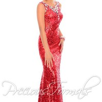 Precious Formals P55288 at Prom Dress Shop
