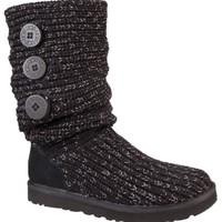 UGG Australia Women's Classic Cardy Metallic Winter Boot