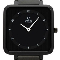 OBAKU HARMONY Stainless Steel Women Watch - Make An Offer Sales!: Most Wanted Holiday Gifts for Her - Modnique.com