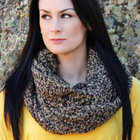 Pebble Beach Infinity Scarf - VIRGINIA FIELDS
