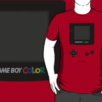 Game Boy Colour Tee