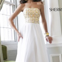 Beaded Evening Gown by Sherri Hill
