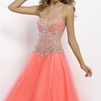 Sweetheart Gown by Blush by Alexia
