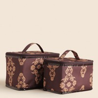 Weekend In Versailles Cosmetic Case Set