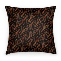 Dark Arrow Pillow