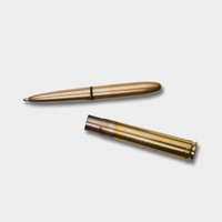 Bullet Space Pen - Cool Material