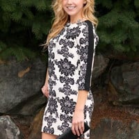 Everly Road To Damask Dress - Bliss On State