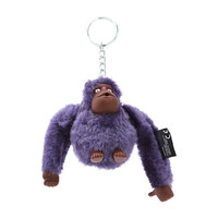 Kipling Sven Medium Monkey Keychain Deep Red - Zappos.com Free Shipping BOTH Ways