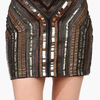 Tube It Mini Skirt