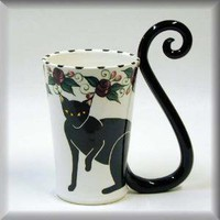 Cat Coffee Mugs, Coffee Cups, Cat Art at Cat Fancy Gifts