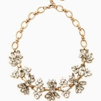LEISURE CRYSTAL NECKLACE
