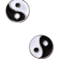 LOVEsick Yin-Yang Earrings