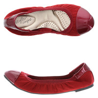 Women's Claire Scrunch Flat