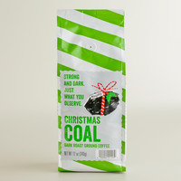 CHRISTMAS COAL COFFEE
