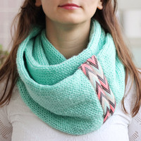 By(knitscarf)Knit.ScarfsWithTribalLace,Inf...