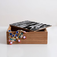 Caleb Troy Splintered Maze Jewelry Box