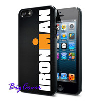 Ironman Triathlon - iPhone Case - iPhone 4 iPhone 4s - iphone 5 - Samsung S3 - Samsung S4