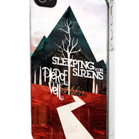 Parody Pierce The Veil and Sleeping With Sirens Cover Album iPod Case, iPhone Case, Samsung Galaxy Case