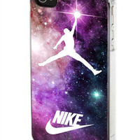 Jordan Nebula Galaxy Nike iPod Case, iPhone Case, Samsung Galaxy Case