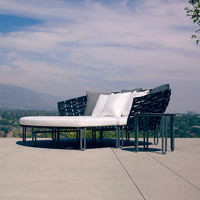 Buy Gloster Source Outdoor Lounge online at John Lewis