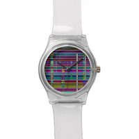 Re-Created Urban Landscape Wristwatches
