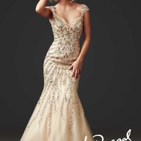 MacDuggal Couture 78829D at Prom Dress Shop
