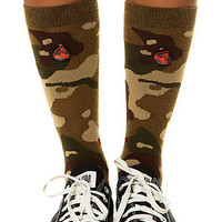 The Private Sock in Camo