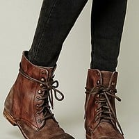Truemay Lace Up Boot