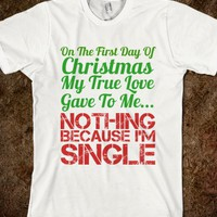 single on christmas