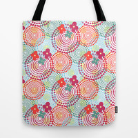 Balls Tote Bag by Louise Machado