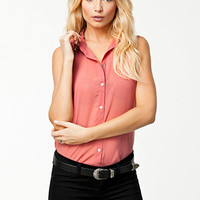 Melissa Seq Collar Blouse