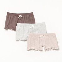 Intimately Womens Neutral Booty Pack - Neutral