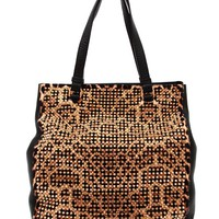 CHRISTIAN LOUBOUTIN | Panettone Studded Ponyskin Shopper | Browns fashion & designer clothes & clothing