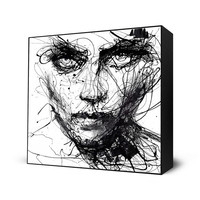 Agnes Cecile: In Trouble Mini Art Block, at 20% off!