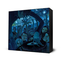 Aaron Jasinski: Mind Control Mini Art Block, at 20% off!