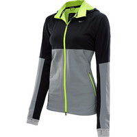 NIKE Women's Shield Flash Full-Zip Running Jacket