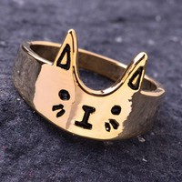 Hi Kitty Ring- $15