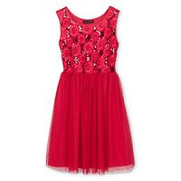 Disorderly Kids® Soutache and Mesh Dress