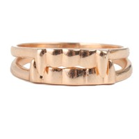 Catbird :: shop by category :: JEWELRY :: Baby Vamp Ring Set, Gold