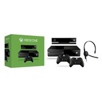 Xbox One Standard Edition Console with 2 Wireless Controllers (Xbox One)