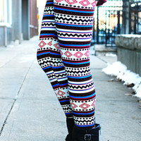 Peppermint Bark Leggings