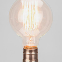 Edison 40Watt Nostalgic Thread Circle Light Bulb - Urban Outfitters