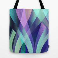 Abstract background G142 Tote Bag by MedusArt