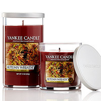 Yankee Candle, Autumn Wreath Collection
