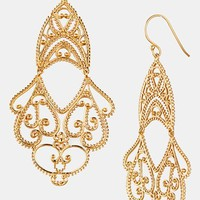 Argento Vivo Double Drop Earrings | Nordstrom