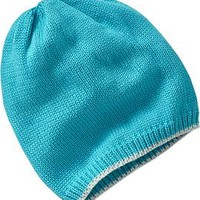 Women's Sweater-Knit Beanies